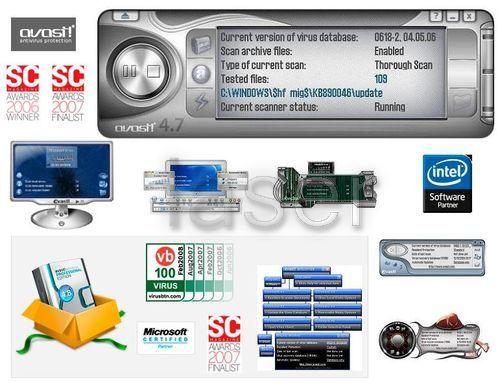 Avast! . Professional Edition 4.8.1335 rus , картинка номер 325976. на сай